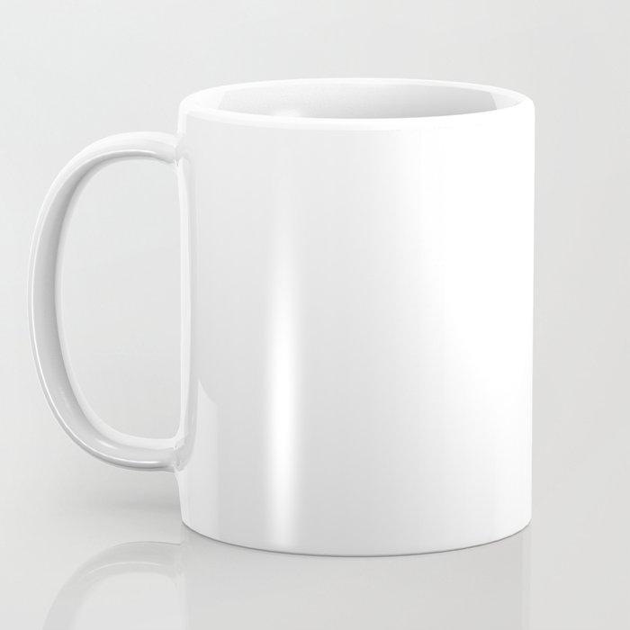 Lady Buffy Pin up Coffee Mug
