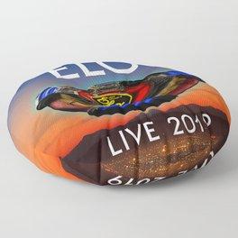 Jeff Lynne's ELO tour 2019 sule1 Floor Pillow