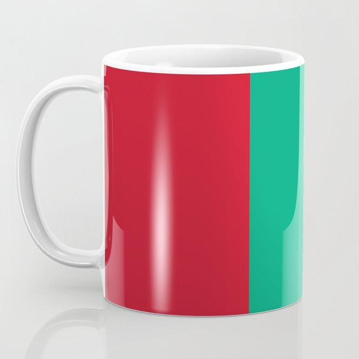 Flag of Mars - High quality authentic version Coffee Mug