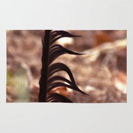 The feather / Die Feder Rug