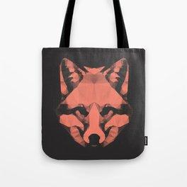 Geo - Fox  Tote Bag