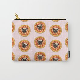 Pug Lover Pizza Carry-All Pouch
