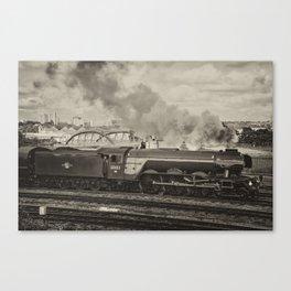 Bristolian Scotsman Canvas Print