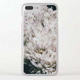 Celestine III Clear iPhone Case