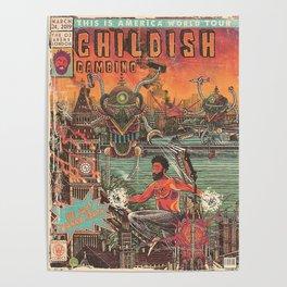 childish gambino Posters | Society6