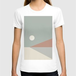 Geometric Landscape 03 T-shirt