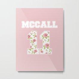 McCall 11 Metal Print