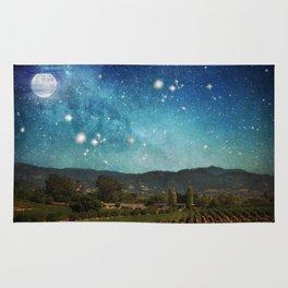 Starlit Vineyard II Rug