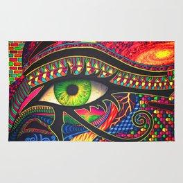 Eye Of Wonder Rug