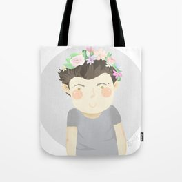 Happy Human Tote Bag