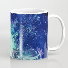 Gatria - Abstract Costellation Painting Coffee Mug