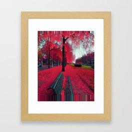 R E D   C A R P E T Framed Art Print