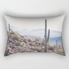 Superstition Wilderness Rectangular Pillow