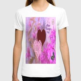 Happy Valentine`s Day T-shirt