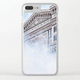 haze. Clear iPhone Case