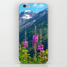 Fireweed ~ Mid-Summer iPhone Skin