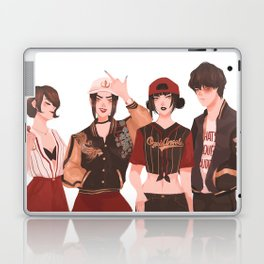 Beach Club Laptop & iPad Skin