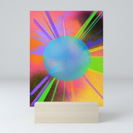 Color pop Mini Art Print