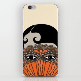 JOSEPHINE BAKER iPhone Skin