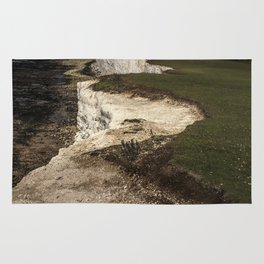 White cliffs of Beachy Head Rug