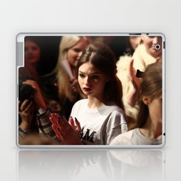 Beautiful, admired but lonely Laptop & iPad Skin