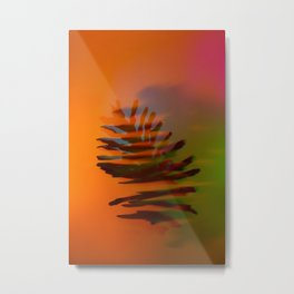 Tropical and Lush Metal Print