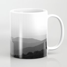Misty Mountain Coffee Mug