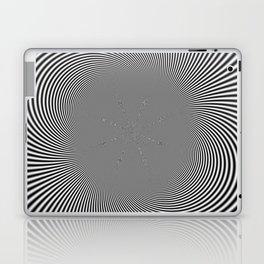 moire patterns II Laptop & iPad Skin
