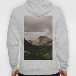 Mountain View in Big Bend National Park Hoody
