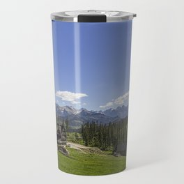 Snow Topped. Travel Mug
