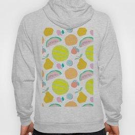 Minimalist Fruit Salad Hoody