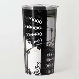 Trinity College Library Spiral Staircase Travel Mug