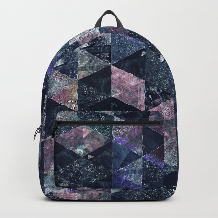 Abstract Geometric Background #11 Backpack