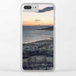 Seafront at Weston-super-Mare Clear iPhone Case