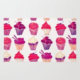 Cupcakes – Fuchsia Palette Rug
