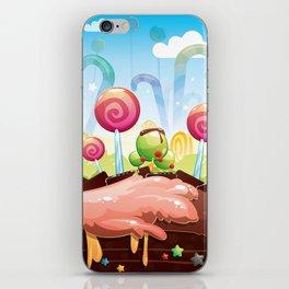 Candyland iPhone Skin