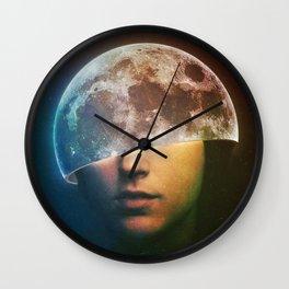 Eternal Stubbornness Wall Clock