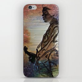 Bold As Love iPhone Skin