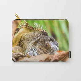 Chameleons master of disguise Carry-All Pouch