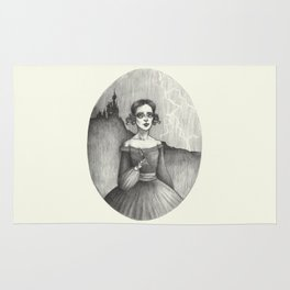 Mary Shelley Rug