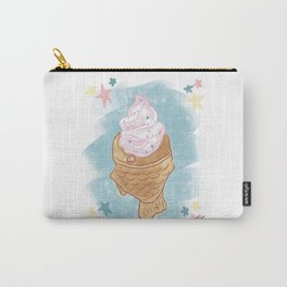 Taiyaki Ice Cream Carry-All Pouch