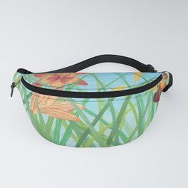 Lilly Garden Fanny Pack
