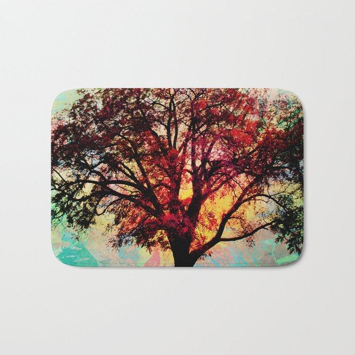 Fall Tree 2 Bath Mat