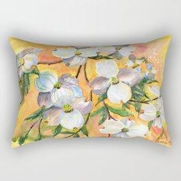 Can You Feel Spring ? Rectangular Pillow