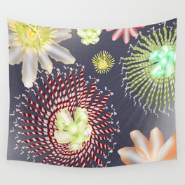 passionflower Wall Tapestry