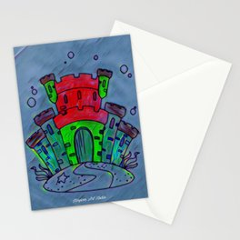 Mermaid Castle 21 Stationery Cards