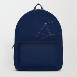 Leo Constellation Illustration, Blue Decor, Universum Pillows, T-Shirts, Duvet Cover Backpack
