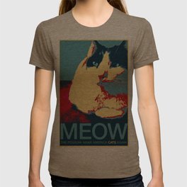 The Possum: Make America Cats Again T-shirt