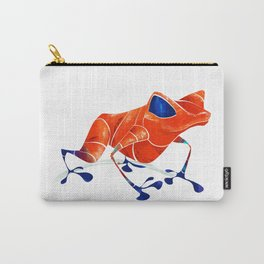 Poison Dart Frog Carry-All Pouch