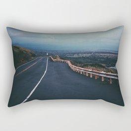 Road to Infinity Rectangular Pillow